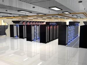 banc de charge data center
