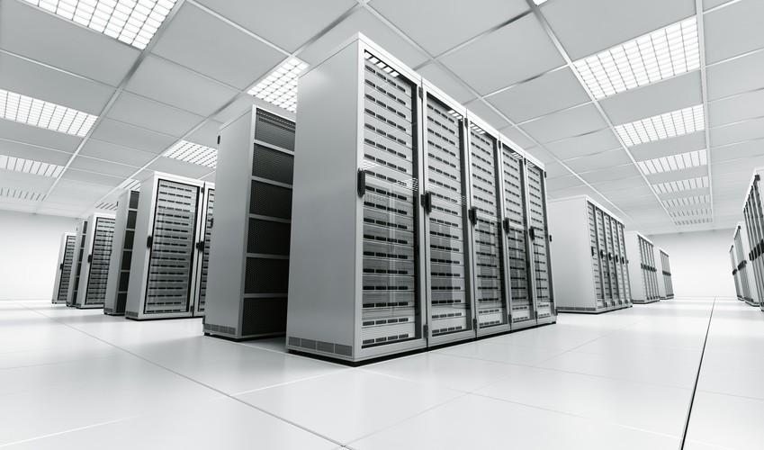 data center banc de charge